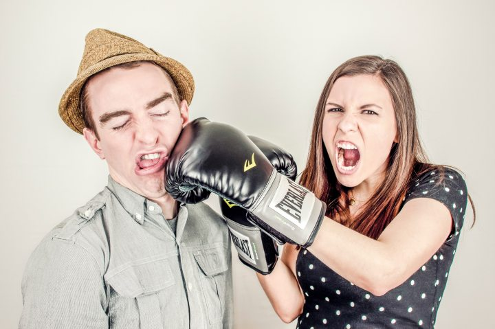 How To Not Get Into A Fight With Your Spouse When They Come Home In A SourMood